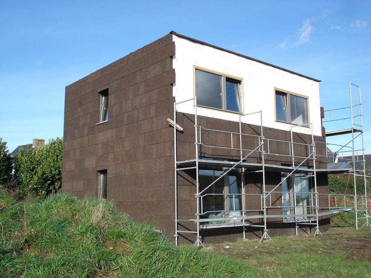 maison rénovation ITE